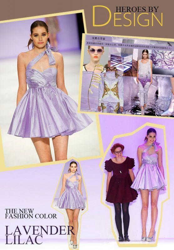 画像5: 大きいサイズあり!!結婚式♪パーティーに♪欧米風☆ショルダードレスワンピース☆カラー全3色/パープル・ライトベージュ・ピンク
