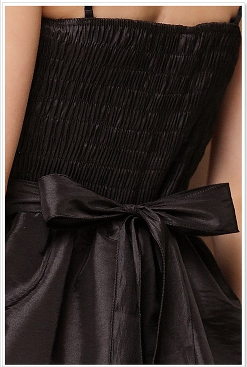 画像2: 大きいサイズあり!!結婚式♪パーティーに♪スパンコール☆ドレスワンピース☆カラー全3色/ブラック・ブルー・パープル